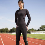 Spiro compression bodyfit baselayer long sleeve top